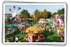 A wide variety of quality fun fair rides for hire from John Wall and Son Pleasure Fairs!