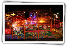 All the fun of the fair, hire our funfair rides for your event.