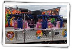 Super Star children's party ride for hire!